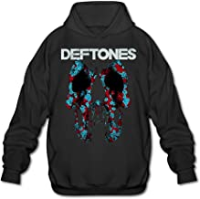 Deftones Men Hoodies Sweatshirts Pullover Cool Hoodies