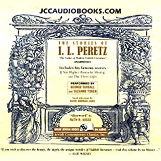 The Stories of I.L. Peretz audiobook cover art