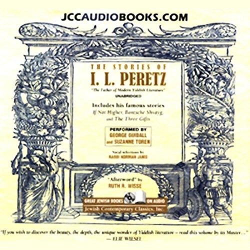 The Stories of I.L. Peretz audiobook cover art