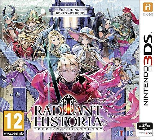 Radiant Historia: Perfect Chronology [Importación francesa]