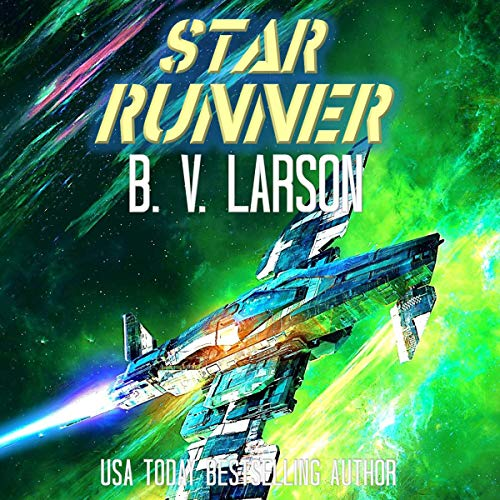 Star Runner cover art