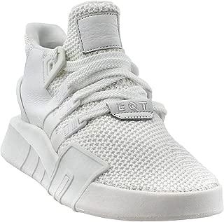 adidas Mens EQT Basketball ADV Basketball Casual Shoes, White, 13