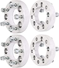 Pack of 4 71.5mm Hub Bore Wheel Adapters 5x114.3mm LU HWN 4X4 5x4.5 Wheel Spacers 1.25 inch Thick with 1//2-20 Studs