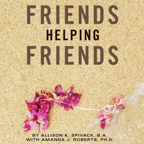 Friends Helping Friends audiobook cover art