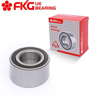 FKG 510003 Front or Rear Wheel Bearing for 00-06 Audi TT (Quattro), 00-06 VW Golf, 98-10 VW Beetle, 00-04 VW Jetta, 91-99 Mercury Tracer, 94-01 Kia Sephia, 90-03 Mazda Protege