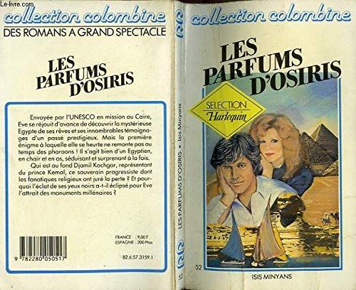 LES PARFUMS D'OSIRIS