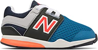 New Balance Baby-Boys Unisex-Child NB18-KA247-108 Ka247v2i (Infant/Toddler)