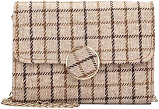 VogueZone009 Women's Blend Materials Bags Casual Crossbody Bags,CCABO216641