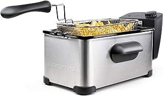 Taurus 973967000 - Freidora de aceite Fry3, 3 L, 1 kg de pat