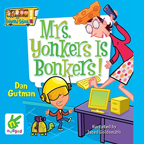 Mrs Yonkers Is Bonkers cover art