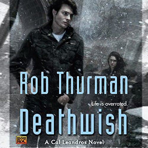 Deathwish audiobook cover art