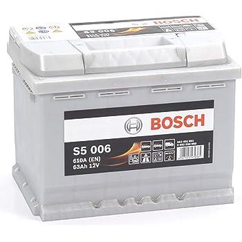 Bosch 0092S50060 Batterie 63 mAh 610 A
