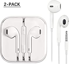 [2 Pack] Headphones/Earphones/Earbuds,VESETA-QILI 3.5mm...