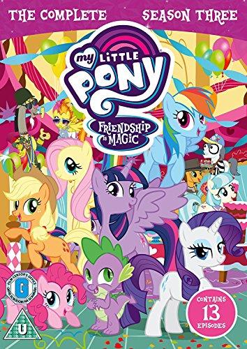 My Little Pony: Friendship is Magic - Season 3 (2 DVDs)