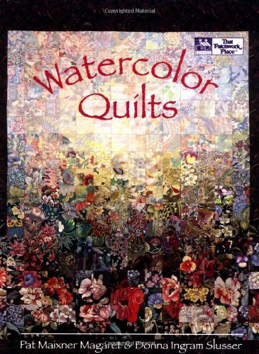 Watercolor Quilts by Pat Maixner Magaret (1993-10-02)