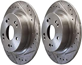 Best 2009 acura tsx brake rotors Reviews
