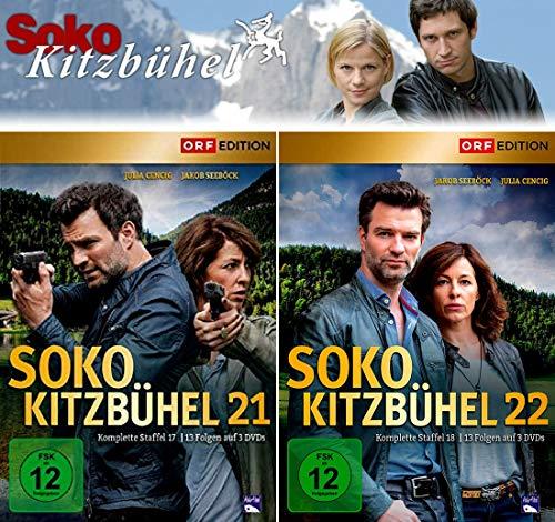 SOKO Kitzbühel - Box 21+22 (6 DVDs)