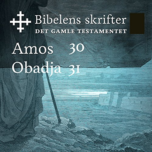 Amos / Obadja audiobook cover art
