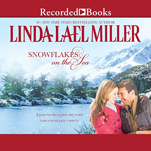 Snowflakes on the Sea audiobook cover art