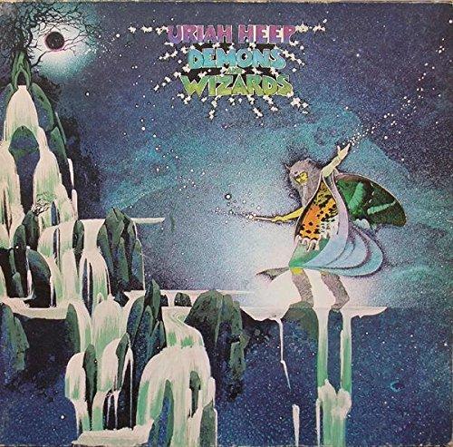 Uriah Heep - Demons And Wizards - Bronze Records - 86 185 XOT