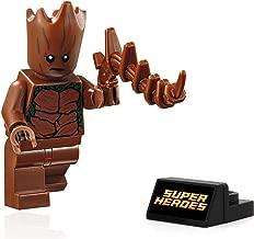 LEGO Super Heroes: Avengers: Infinity War MiniFigure - Teenage Groot (w/Tree Branch) 76102