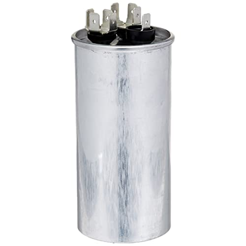 Packard TRCFD355 35+5 MFD 440/370V ROUND Capacitor