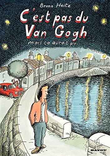 C'est pas du Van Gogh mais ça aurait pu... (Bayou)