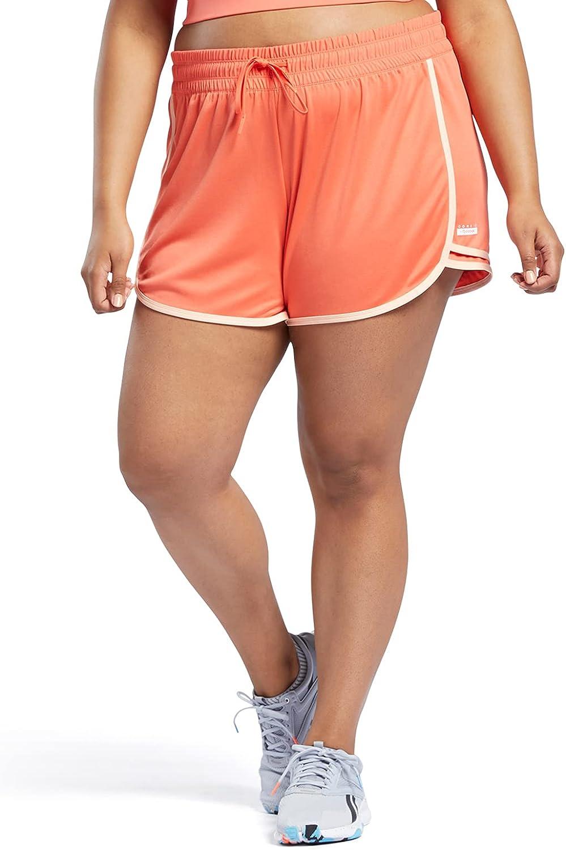 Core 10 by Reebok Women's Knit Workout Shorts