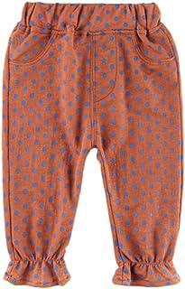 Pantalones Harem Estilo Verano Pantalón De Pierna Ancha para Niña