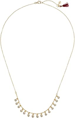 SHASHI - Skylar Drop Necklace