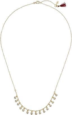 Skylar Drop Necklace