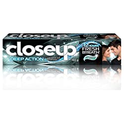 Closeup Deep Action Eucalyptus Toothpaste 150g
