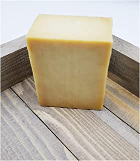 Olive Oil Soap Bar - 100% Pure Natural & Artisan Crafted Quality (Single Bar)