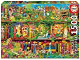 Educa Borrás - Puzzle el jardín Secreto, 1500 Piezas (16766)