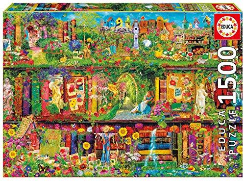 Puzzles  jardin secreto