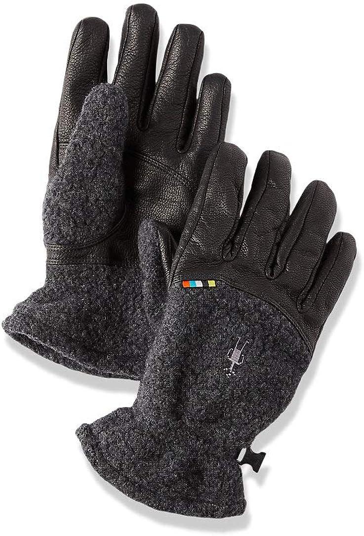 Smartwool Unisex Trail Ridge Sherpa Wool Glove