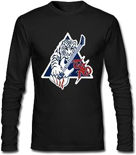 Trans-Siberian Orchestra Tour Logo 2016.png Long Sleeve T-Shirts For Men Black