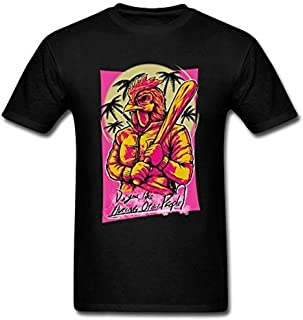 Gpifhd Men's Hotline Miami Jacket T Shirts
