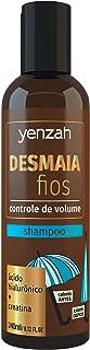 Shampoo Desmaia Fios, Yenzah, Bege