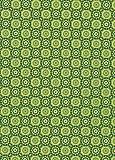 Papel Décopatch No. 643 - Paquete de 20 hojas (395 x 298 mm, ideal para papmachés) verde, hojas mosa...