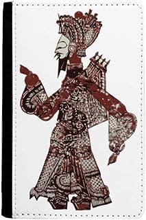 beatChong Juego De Sombras Hombre Monedero Tradicional Tarjeta De Caso De La Cubierta Cartera De Viaje De Pasaporte Paseo