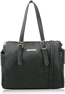 Caprese Laura Women's Tote Bag (Olive Green)