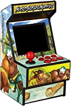 RHaC02 Portable Retro 16-Bit Handheld Game Console Game Machine Mini arcade Games aV Output Built-in 156 Classic Games With 2.8 inch Screen Gifts for Kids