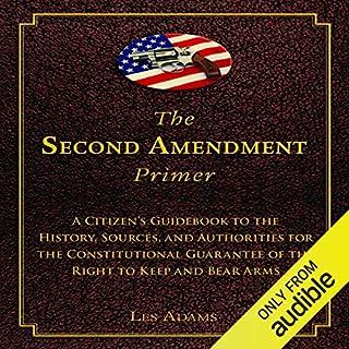 The Second Amendment Primer audiobook cover art