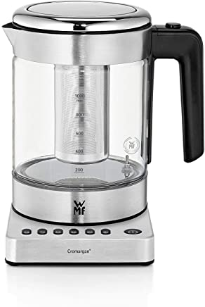 WMF KITCHENminis Glass Kettle Vario, 1.0L