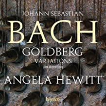 angela hewitt bach goldberg variations