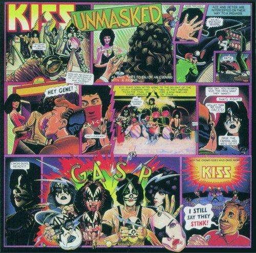 Kiss: Unmasked (German Version) (Audio CD)