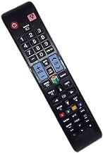 Replaced Remote Control Compatible for Samsung UN40EH5300FXZA UN39EH5300 UN46ES6150F UN50EH5300FXZA LED LCD HDTV Smart TV