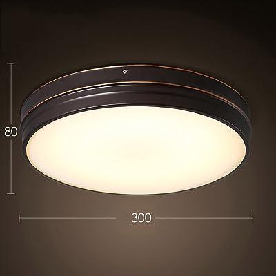 YLLXX Lámpara De Techo Sala De Estar Simple Moderna Luz Comedor Cocina Luz De Techo Led Estudio De Dormitorio Nórdico Luz De Geometría De Pasillo (80 * 300 Mm)