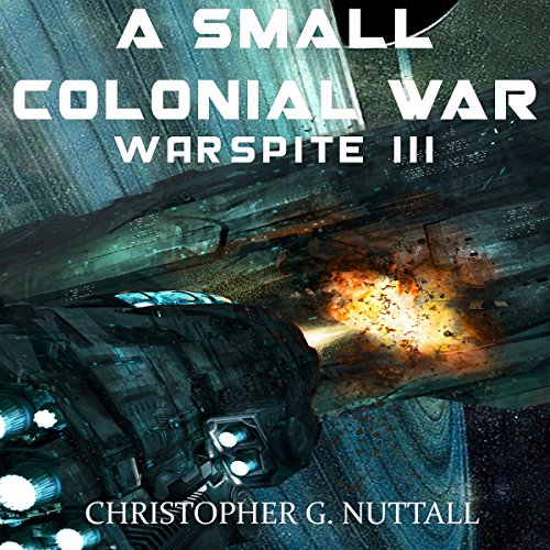 A Small Colonial War audiobook cover art